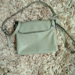 Vince Camuto Genuine Leather Crossbody, never used